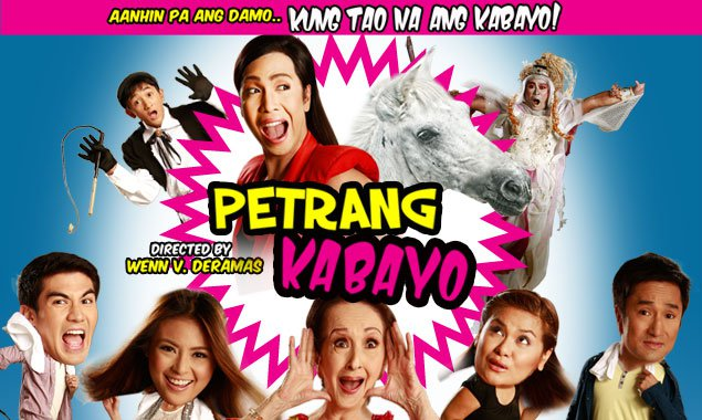 Petrang Kabayo movie