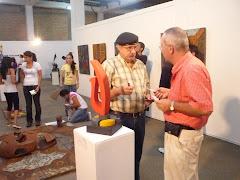 exposición escultura