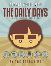 Secret Asian Man: The Daily Days