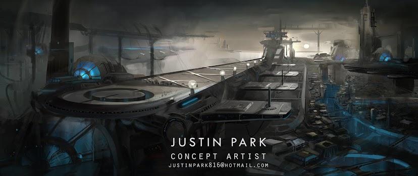 Justin Park's Concept Art
