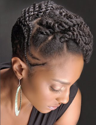 hairstyles with individual braids