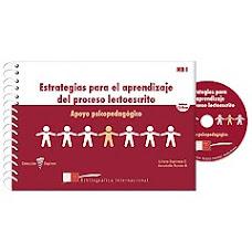 ESTRATEGIAS PARA EL APRENDIZAJE DEL PROCESO LECTOR. INCLUYE CD