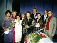Homenaje A Fina de Calderón. TAM 2003