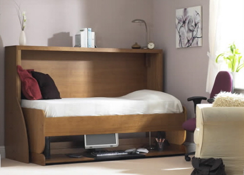 Serenity In Design Hidden Beds