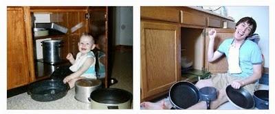 antes2 Recriando fotos da infância