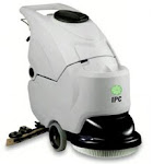 Automatic Floor Scrubber Machine