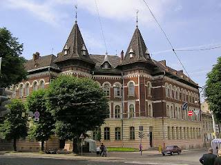 Львовская школа № 55