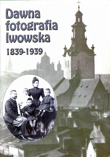 Обложка книги Dawna fotografia lwowska. 1839 - 1939