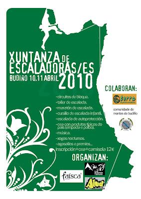 10-11 de Abril  Budiño- Xuntanza de Escaladores Escaladoras+definitivo+copia