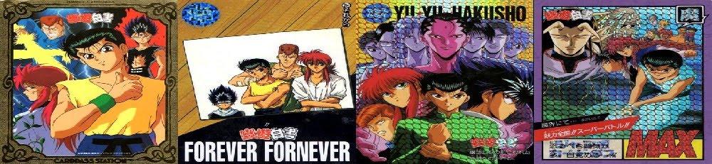 Carddass Yuyu Hakusho