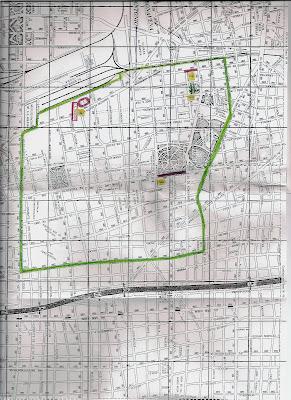 Mapa de Parque Patricios