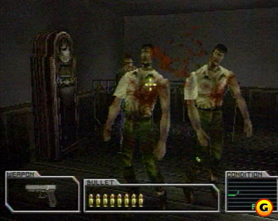 re2 Resident Evil : Survivor