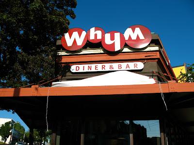 Whym signage