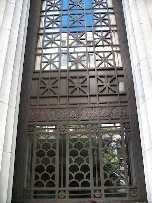 historic building detail, portland oregon