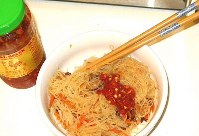 Fried Rice Noodles, prepared Speedi Meal from UTCF