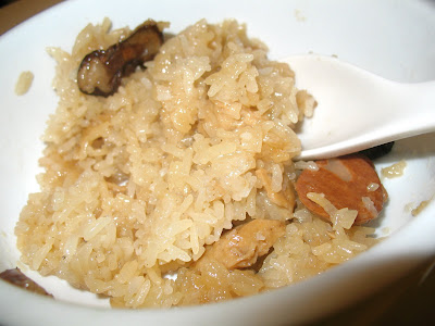 Cantonese Glutinous Fried Rice, prepared, from Speedi Meals