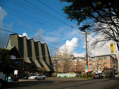 St. Pauls in lower queen anne