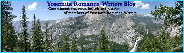 Yosemite Romance Writers Blog