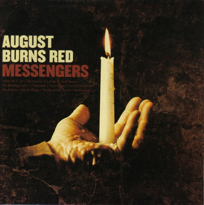 august burns red messengers cd