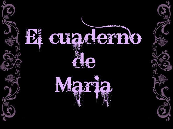 El cuarderno de María