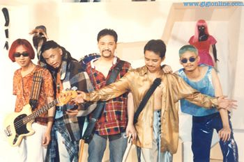 Gigi, Grup Band, Biografi, Indonesia