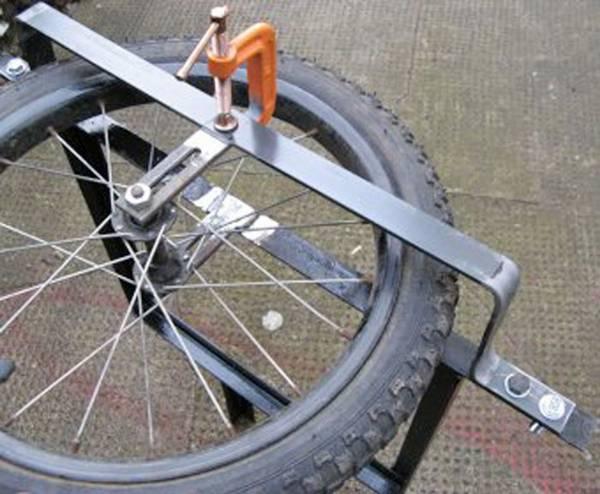 Как сделать для велосипеда своими руками видео