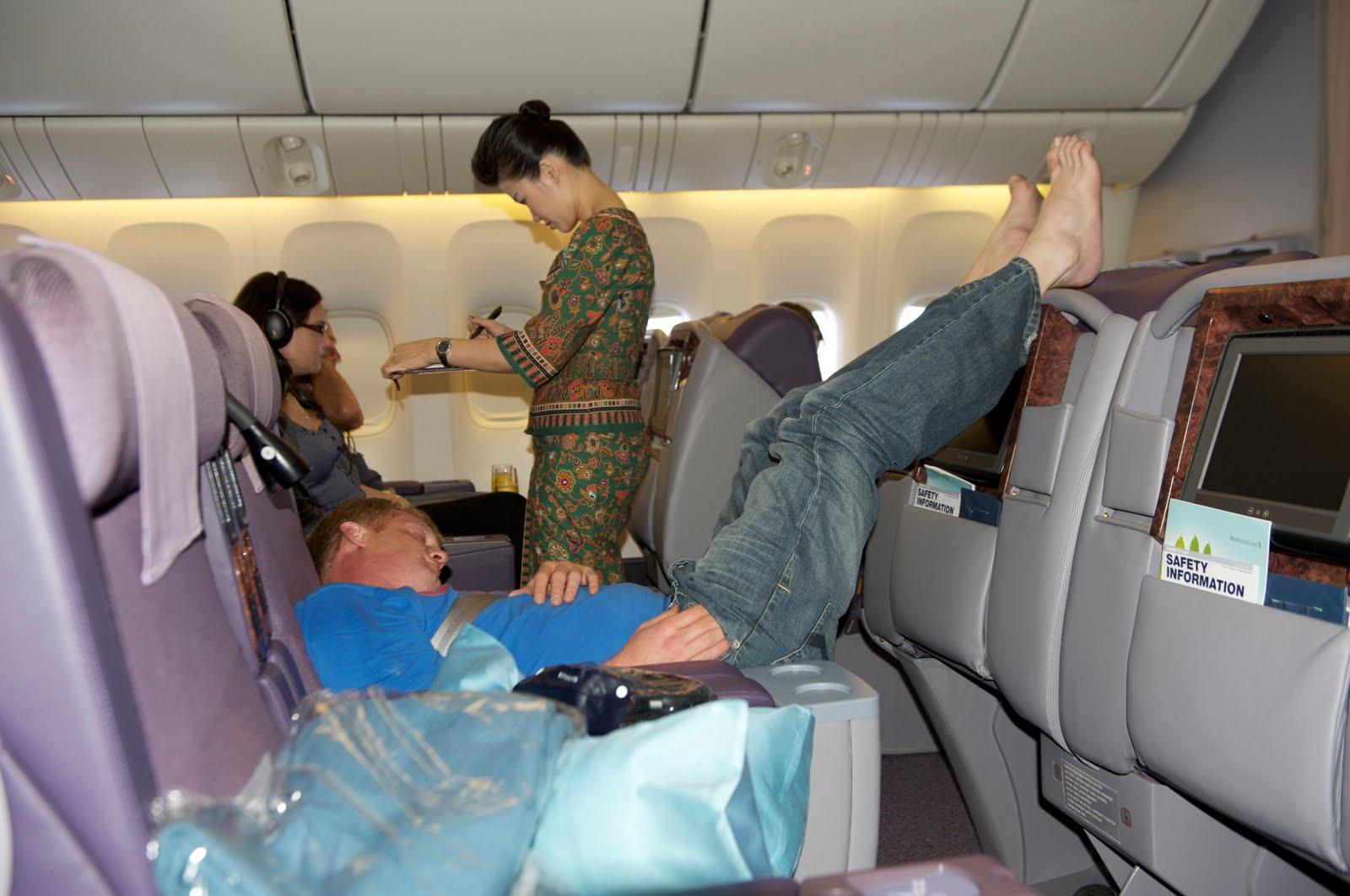 Разврат в самолёте 26 фотография