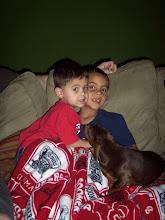 Tristan and Ayden