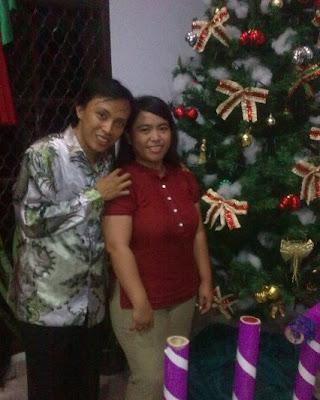 Berawal dari Natal 2009, dimana kami pertama kali merayakan Natal