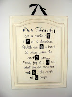 Our Family FOREVER Boards