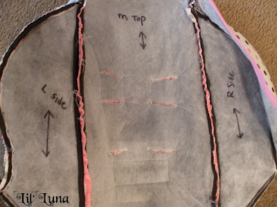 Tutorial: Car Seat Cover Free Sewing Pattern from the Kids Free Sewing ...