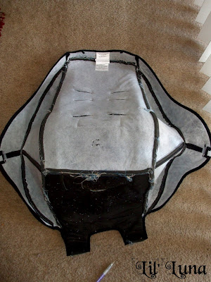 CAR SEAT SEWING PATTERNS | My Sewing Patterns