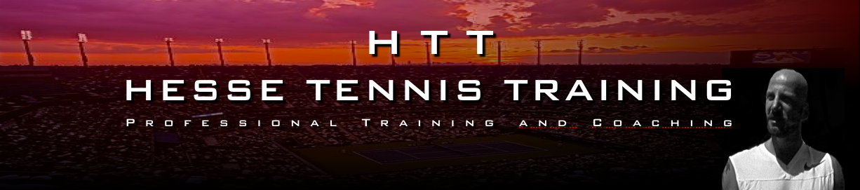 Hesse Tennis Training Blog by Folkert Hesse