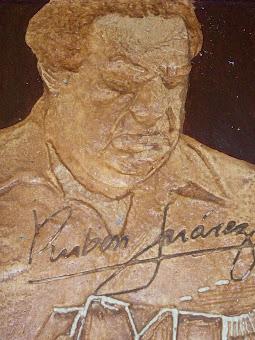 Homenaje a Ruben Juarez