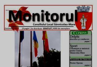 Ziarul local Monitorul