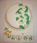 Aslı Hanım'a Özel Tasarım Doğumgünü Pastası
