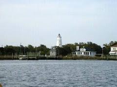 Ocracoke Island Silver Lake