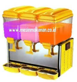 Juicer Dispenser 3 Kran