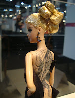 barbie tattoos