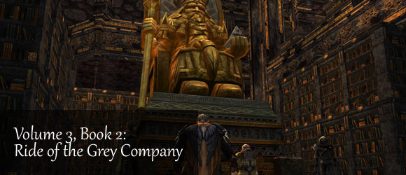 Volume III, Book 2 LOTRO Epic Story