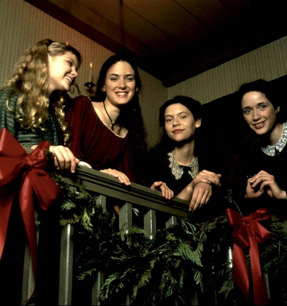 enchanted serenity of period films little women 1994