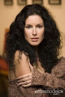 Silvia Duga Modelo profesional