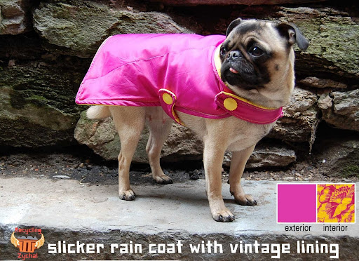 dog rain coats, recycle umbrellas, rain coats for dogs, upcycled rain coats for dogs