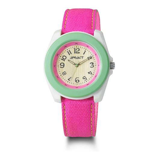 eco-friendly watches, eco-friendly kids watches, kids watches, green watches for kids, non-toxic kids watches, sprout watches