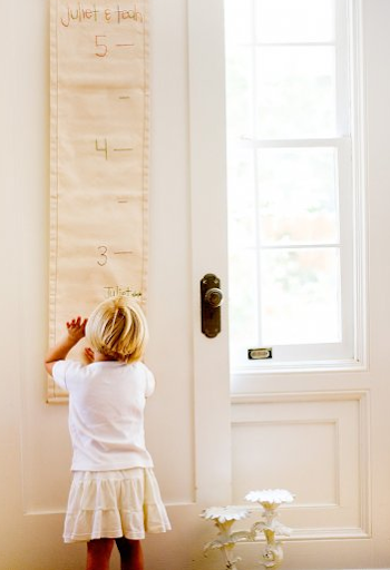 growth chart, tiny sprouts growth chart