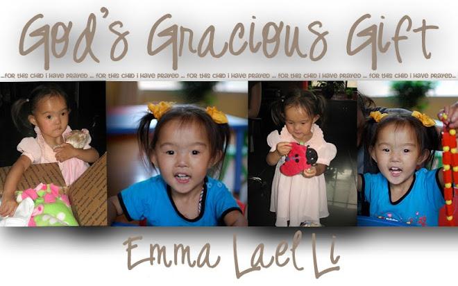 God's Gracious Gift