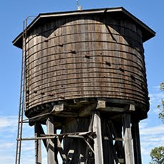 Frisco Water Tower