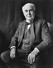 THOMAS ALVA EDISON Inventor, Scientist, Businessman (1847-1931)