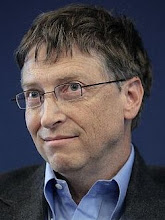 "WILLIAM HENRY ""BILL"" GATES III    Businessman, Inventor, Philantropist  (1955-Present)"