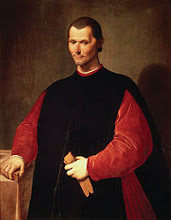NICCOLO MACHIAVELLI -  ITALIAN PHILOSOPHER, WRITER AND DIPLOMAT (1469-1527)